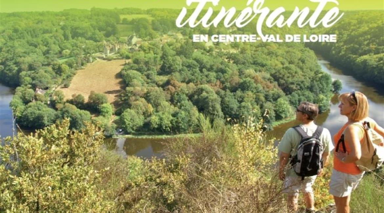 Une sélection de séjours en itinérance en Centre-Val de Loire