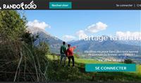 WEB : Partage ta rando avec RandoPasSolo