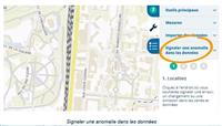 CARTOGRAPHIE : Mise à jour des données de Géoportail